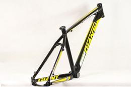 Wholesale 2012 Giant XTC FR MTB Frame Size S M Black Yellow