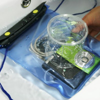 Cheap Seal slr digital camera waterproof sets submersible single camera outdoor waterproof bag waterproof bag