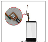 For HTC   Touch Screen For HTC EVO Shift 4G A7373 Touch Panels Hand Control Screen Hand Writing Screen FreeShipping