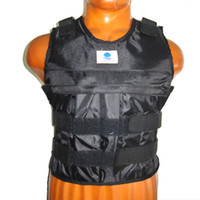 Wholesale Adjustable Weighted Vest Weight Jacket Exercise Fitness Boxing Training lbs empty