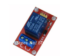 Approx. 46 x 25 x 20 mm Approx. 3mm 5V 1-Channel Relay Module for SCM ,Appliance Control,single chip microcomputer 5V - 12V