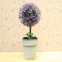 other   Ziwei tree bonsai mini bonsai artificial bonsai artificial flower pot bowyer flower