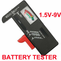 Wholesale Universal Battery Tester BT V V Button Checker Test Multiple Sizes