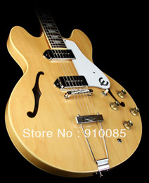 Wholesale Elitist Casino Electric Guitar Natural