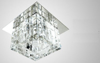 Wholesale Modern Crystal LED Ceiling Light Pendant Lamp Fixture Lighting Chandelier L89