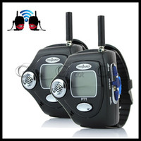Wholesale wrist watch walkie talkie two way radio talkie walkie free talker rd