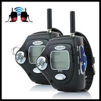 Civilian radio walkie talkie watch - wrist watch walkie talkie two way radio talkie walkie free talker rd