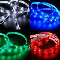 Wholesale New LLFA496 V CM Car Flexible Waterproof SMD LED Strip Light Bulb Color