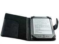 Wholesale Kindle PU leather for Amazon Kindle New Amazon Kindle Lighted PU Leather Cover case
