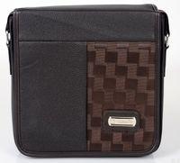 Wholesale 2013New arrival men shoulder bag high quality PU leather briefcase messenger business bag handbags G001