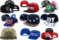 Wholesale Cool Style Snapbacks Hats Adjustable Cheap Snapbacks Hat Cap Trukfit Pink Dolphin Caps Snapbacks High Quality Mix Order Free Ship