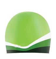 Wholesale Hot Reselling Skye Dye Flat Silicone Swim Cap AAAAA Quality
