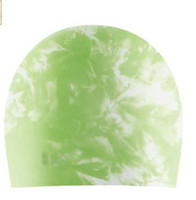 Wholesale Hot Reselling Skye Dye Flat Silicone Swim Cap Best Quality