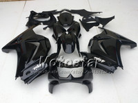 Wholesale Black Fairing kit for KAWASAKI Ninja R EX EX250 Free windscreen