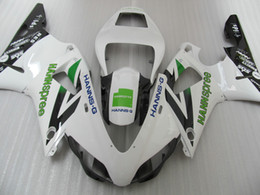 HANNSpree Fairings for Yamaha 1998 1999 YZF R1 YZFR1 98 99 YZF-R1 full fairing kit +Free gift
