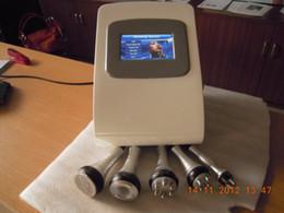 Newest 40K Cavitation RF Vacuum Body Slimming and Face Lifting Equipment