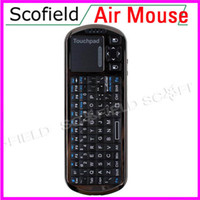 Wholesale KP BV Fly Air Mouse BlueTooth Wireless Mini Keyboard With Touchpad Speaker And Microphone CN161914