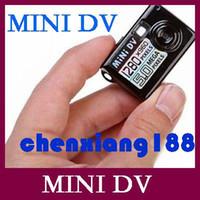 Wholesale World s smallest Mini DV digital Video Camera with Motion detection Mini camcorder