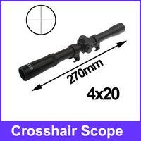 Red Dot Scopes China (Mainland)  High Quality 4x20mm Rifle Crosshair Scope for 22 Caliber Rifles & Air Guns