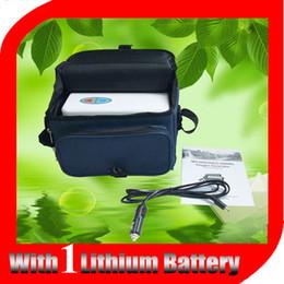 Portátil Concentrador de Oxigênio 3L Inalador de oxigênio para o cuidado diário pequeno Fácil Oxygenerator com a criação de 12 meses de garantia Tempo de Oxigênio Fabricante