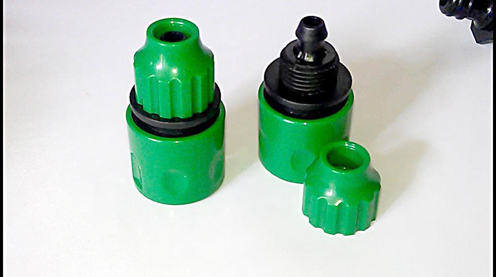 Quick Fix Snap Fit Garden Hose Quick Connectors 38 Hose