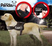 Собаководство Цены-Высокое качество ТВ Прочная твердая Фирма собак Pet Harness для крупных пород поводке жилет нагрудный воротником
