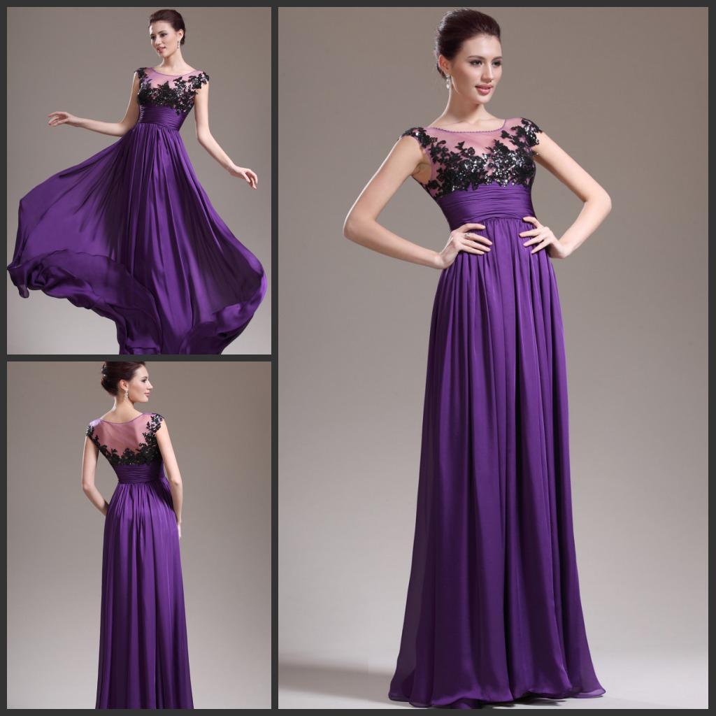 Lady evening dress - Best Dressed