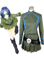 Wholesale Katekyo Hitman Reborn Chrome Dokuro Cosplay Costume u5 KT