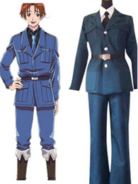 Wholesale Axis Powers Hetalia Feliciano Vargas Cosplay Costume sexy lingerie u5 K