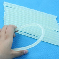 Wholesale 7mmx200mm Clear Glue Adhesive Sticks For Hot Melt Gun