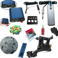 Wholesale Bestsellers Tattoo Kit SWASHDRIVE WHIP Rotray Machine MINI Power Supply