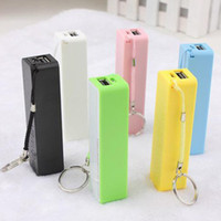 Wholesale Portable mobile Power Bank mah Perfume Universial USB External battery charger for Mobile Phone MP3 digital product