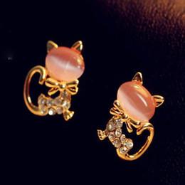 Cuff Stud earrings Rhinestone Fashion cheap Earing high quality wedding stud earrings free shipping