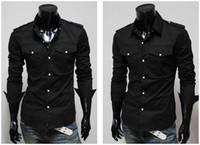 Cheap Casual hoody Best Men Polyester mens shirts