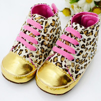 Wholesale 2014 Hot Selling Pairs Baby leopard Shoes infant prewalkers Kids Falts Boys Footwear frist walker ZY13052101