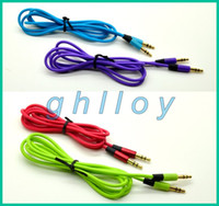 Wholesale 3 MM Audio Cable For Beats Headphones Studio Solo Pro Mixr Replacement Cable
