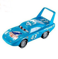 Blue cars 2 diecast - SALE Pixar Cars The King No Diecast Metal Classic Toy cars Kids Children car toy high quality gift