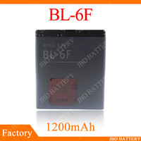Cheap BL-6F BL6F Battery bateria Akku batterie accu Batteria baterija baterie For Nokia Batteries N95-8G