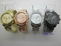 cheap watches - 2013 Fashion Men woman Sport Watches Designer Women Luxury Stainless Dive Cheap Wristwatch MICHAE Ey
