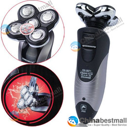 Wholesale 5 Ring Flex Washable Shaver Washable Razor Shaving System Trimmer GS