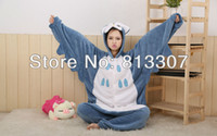 Anime Costumes animal owl onesie - New Kigurumi Animal Fleece Women s Lovely Cosplay OWL Pyjamas Sleepsuit sleepwear Underwear Onesie retail