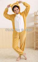 Wholesale RILAKKUMA Pajamas Bear Romper Japan Cosplay Costume pyjamas kigurumi