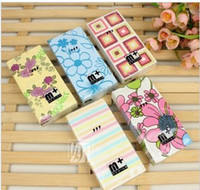 Wholesale Color printing paper napkin paper handkerchief paper color patterns