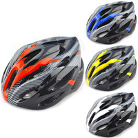PC bicycle helmet - S5Q Bicycle Cycling Racing Adult Mens Ventilate Adjustable Bike Helmet Protecter AAABBR