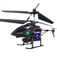 Electric 3 Channel 1:8 S5Q New S977 3.5 CH Radio Remote Control Metal Gyro RC Helicopter With Camera AAABNY
