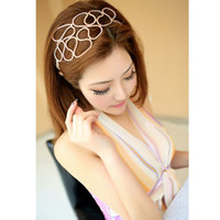 Cheap as pic shown 18K Gold Plated Best Asian & East Indian Women's Headbands For Women