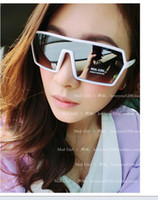 Wholesale 2013 Reflective sunglasses big box glasses sunglasses sunglasses UV Protection Sunglass Kids Sunnmer Fanshion Loverly New Style Mix Color