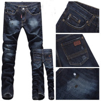 Wholesale 2013 Retail High Quality Brand Men s Jeans Fashion Casual jeans men Cotton men jean size D9003