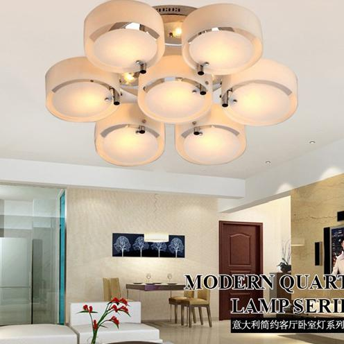 2017 Modern Brief Ceiling Light Living Room Lights Bedroom Lamp Lighting Lamps J113 7 From