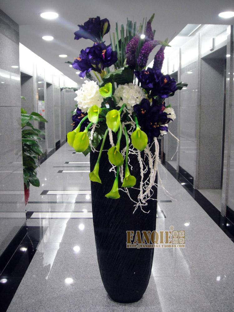 modern fashion decoration floor vase set flowers artificial flower yellow vases  for sale decorative bowls and vases from auergle dhgatecom. Vase For Flowers  Seashell Vase  Fashion Flat Small Glass Vase For